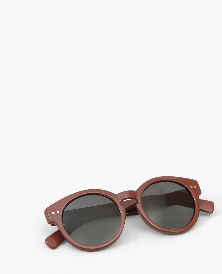 lunettes de soleil rondes corail 992036275a02 pimkie. Black Bedroom Furniture Sets. Home Design Ideas