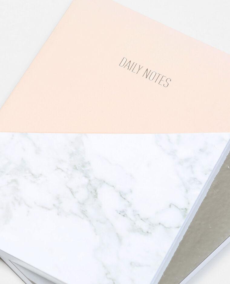 Lot de notebook rose