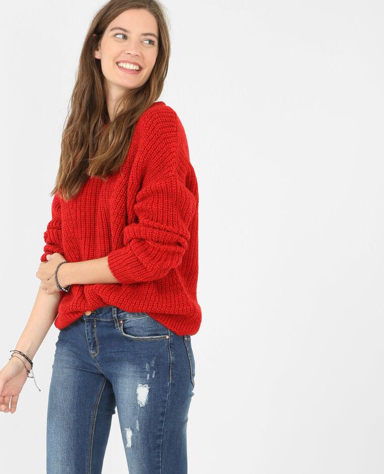 Achat de pull grosse maille femme: les points à considérer Toutes les dames explorent la combinaison parfaite pour avoir chaud tout en restant belle durant l'hiver. Que vous vous habilliez ou que vous optiez pour le confort, le pull grosse maille femme est l'une des .