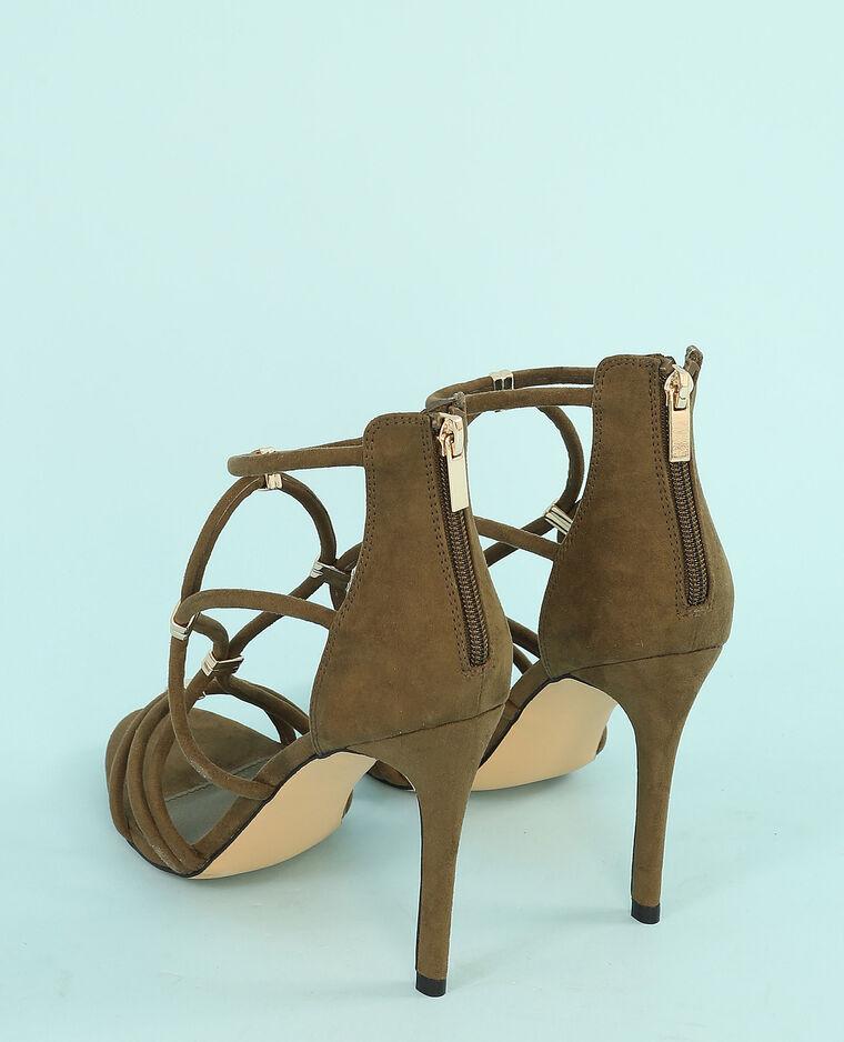 sandaletten mit absatz 902430c38a05 pimkie. Black Bedroom Furniture Sets. Home Design Ideas