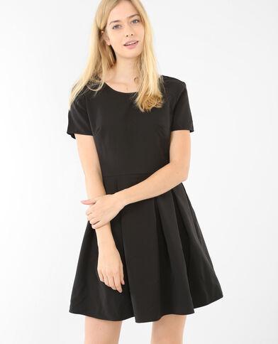 Vestido de patinadora negro