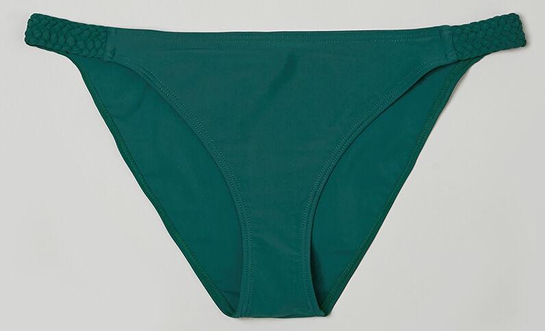 Bas de maillot de bain vert vert