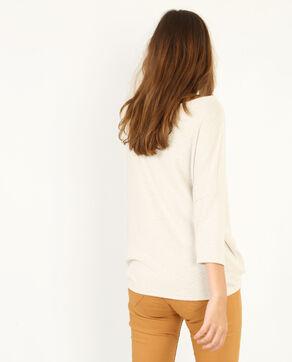 Weicher Pullover Beige