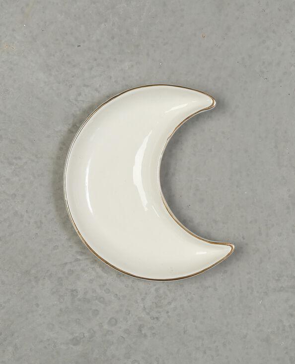 Ablageschale Mond Altweiß