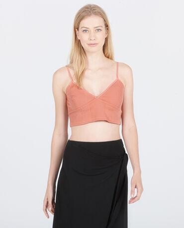 Top homewear rosa