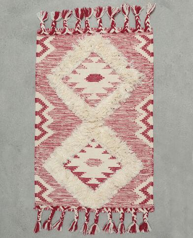 Tappeto berbero rosso