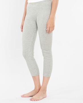 Legging homewear gris chiné