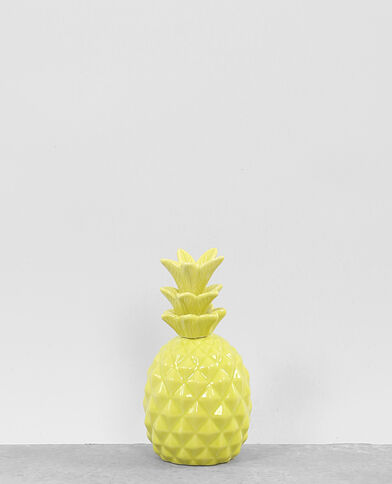 Ananas decorativo. bruno