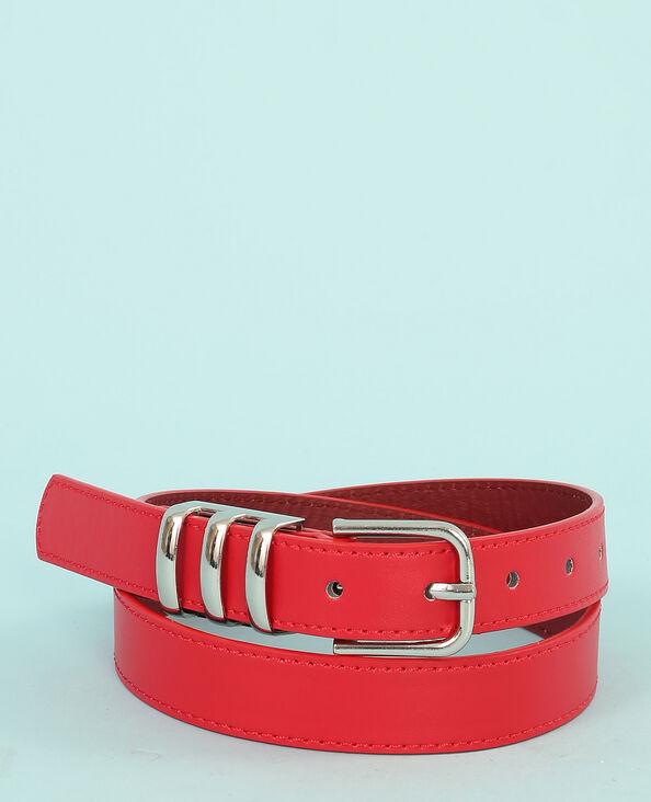 Cintura donna Granata
