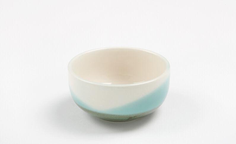 Keramikschale Khaki