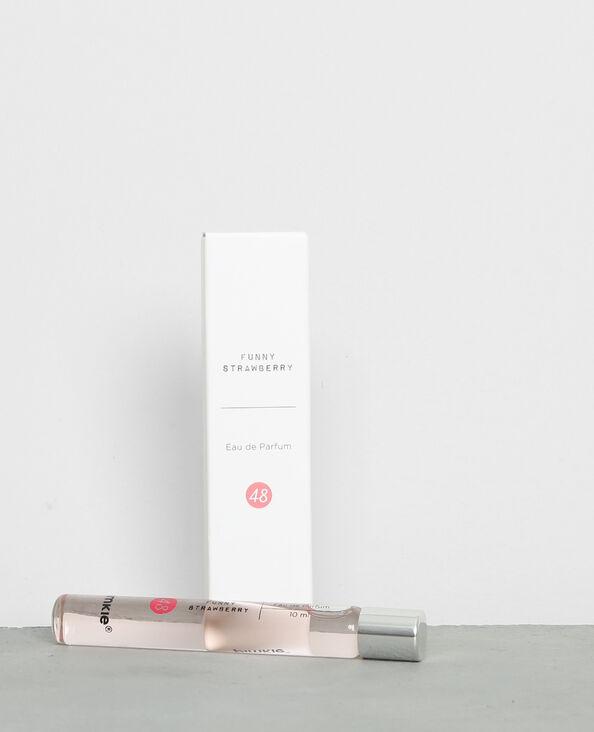 Perfume roll on rosa