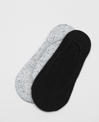 Lot de socquettes noir