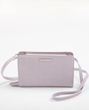 Kleine Handtasche Lila