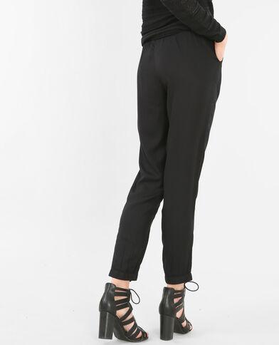 Pantalone da jogging morbido nero