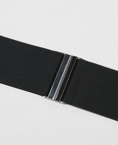Cintura corsetto nera nero