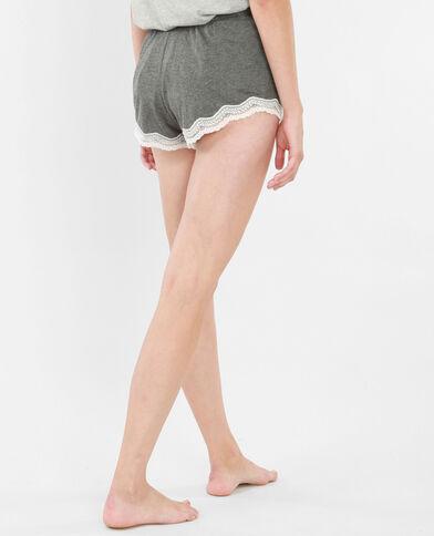 Homewear-Shorts Grau