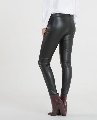 Legging biker noir