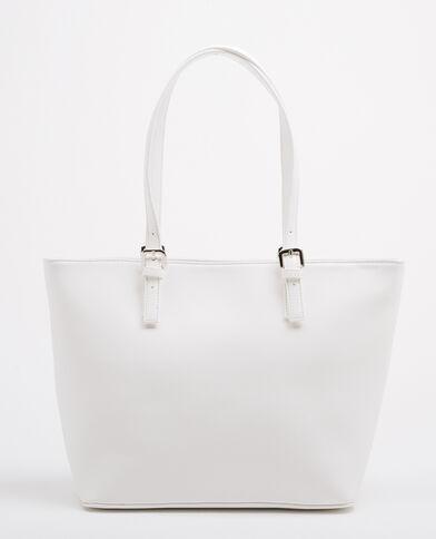 Borsa shopping bianco