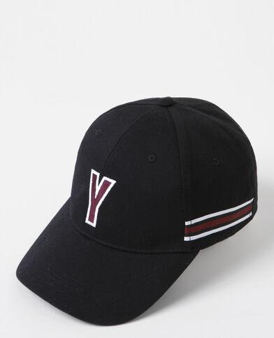 Baseball-Mütze Schwarz