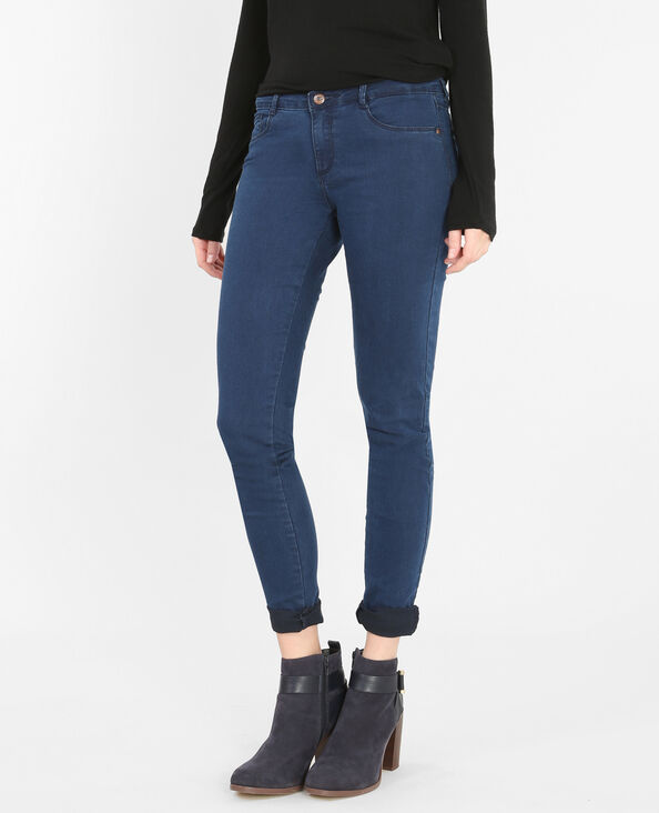 Treggings blu