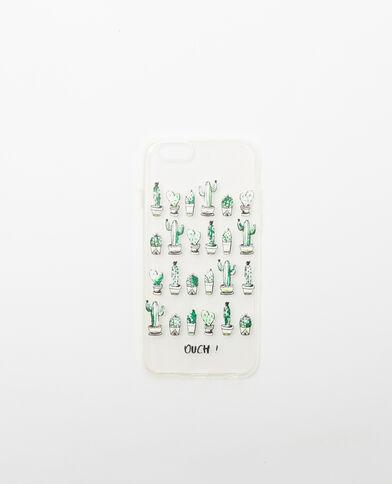 Custodia iPhone 6 cactus verde