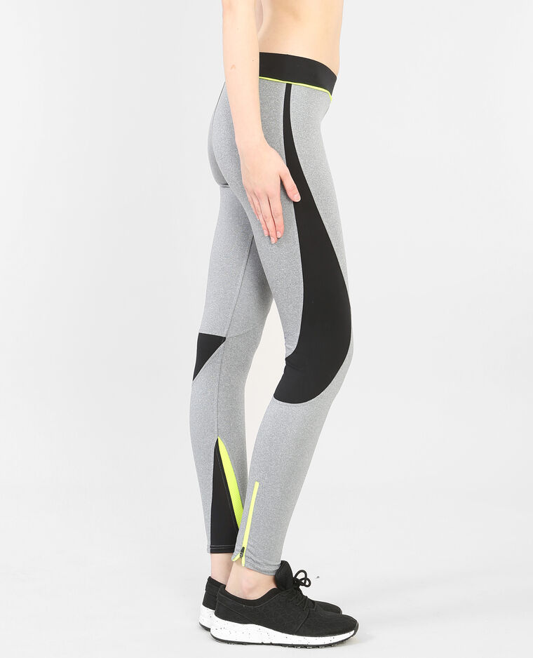 technische sport leggings grau 140117824a00 pimkie. Black Bedroom Furniture Sets. Home Design Ideas