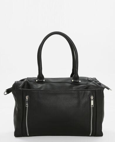 Bolso cabás negro