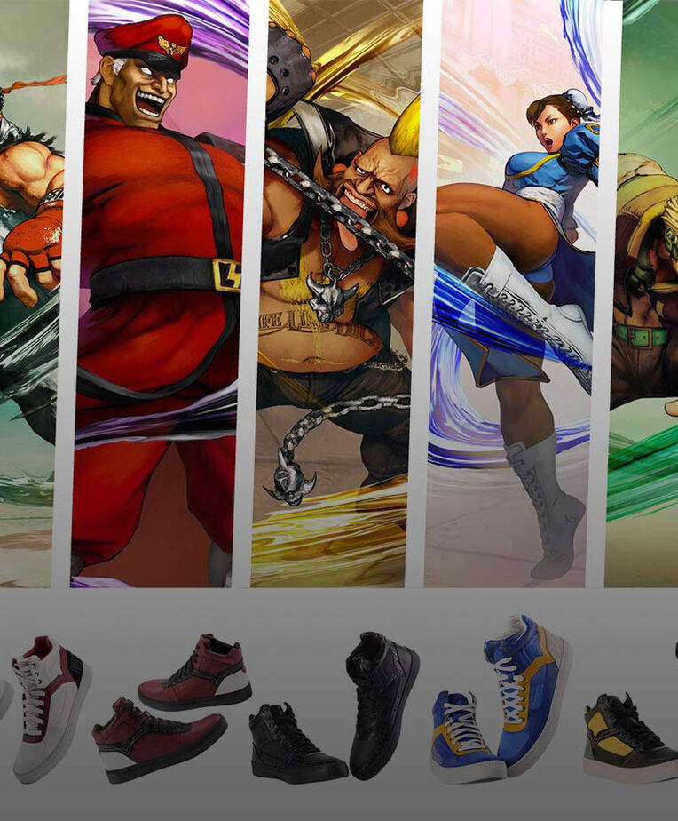 DIESEL X STREET FIGHTER