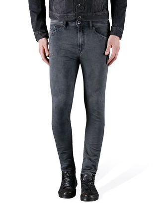 SPENDER JOGGJEANS 0666U, Dark Grey