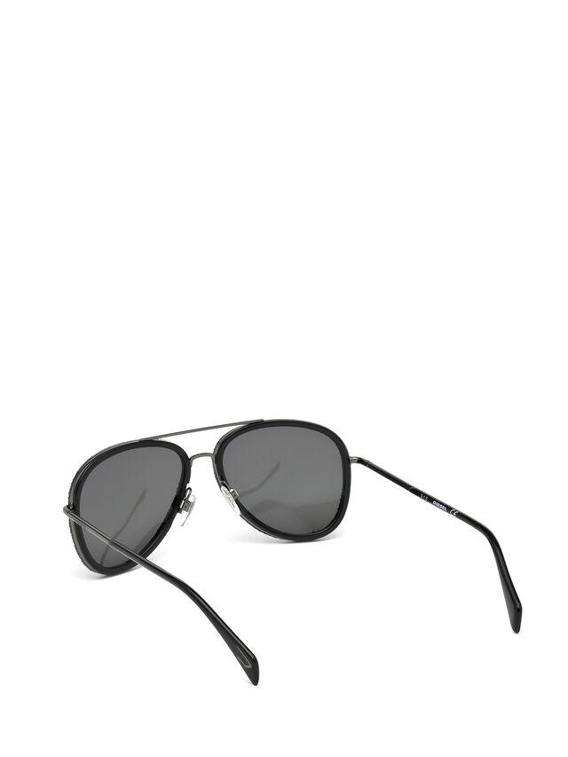 DL0167, Black denim