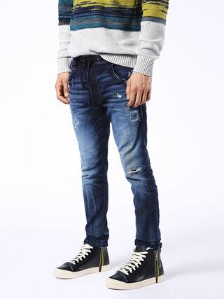 KROOLEY CB JOGGJEANS 0676F, Blue jeans