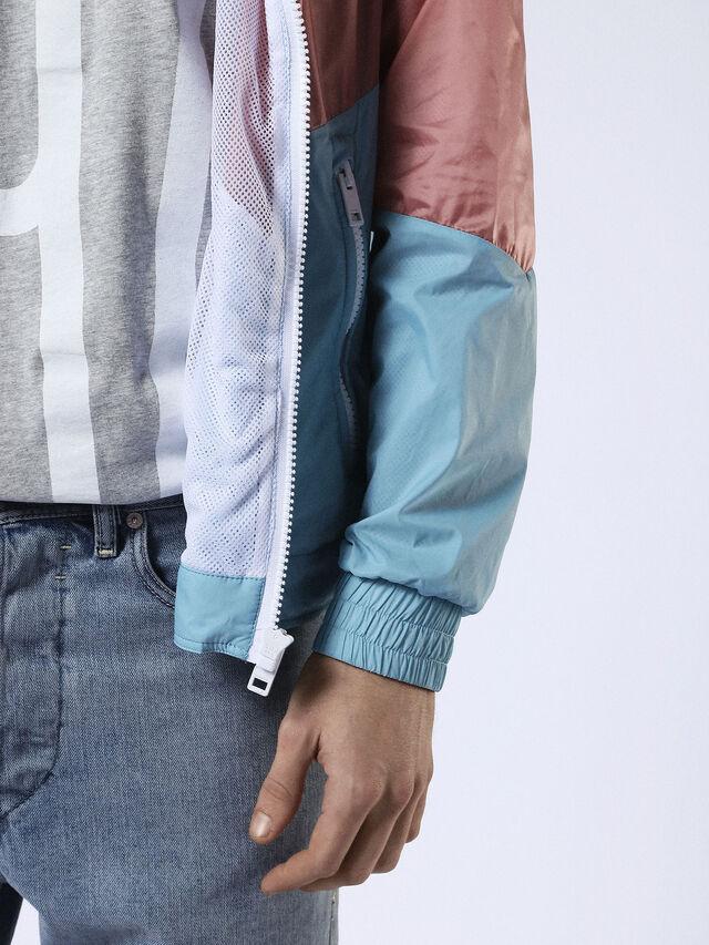 J-THACH, Grey/azure line