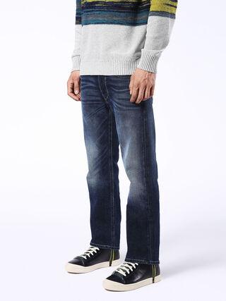LARKEE 0857Y, Blue jeans