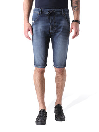 KROSHORT JOGGJEANS, Blue jeans
