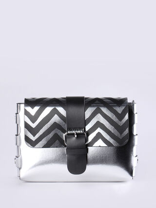 SNAP-CLUTCH, Silver