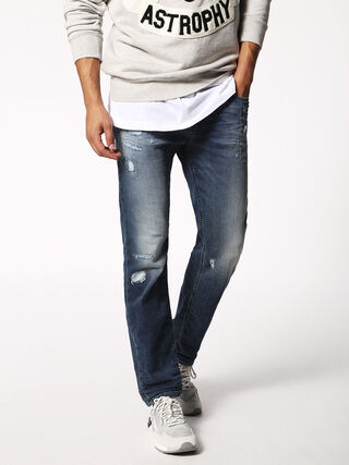 WAYKEE JOGGJEANS 084GV, Light Blue