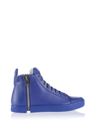 ZIP-ROUND S-NENTISH, Brlliant blue