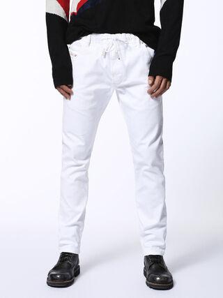 KROOLEY JOGGJEANS 0663V, White Jeans