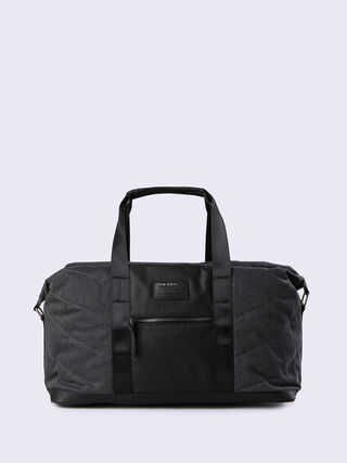 D-V-DENIM DUFFLE, Blue jeans