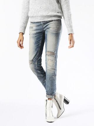BELTHY 0856C, Blue jeans