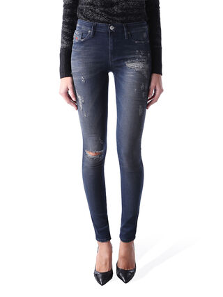 SKINZEE 0847V, Dark denim