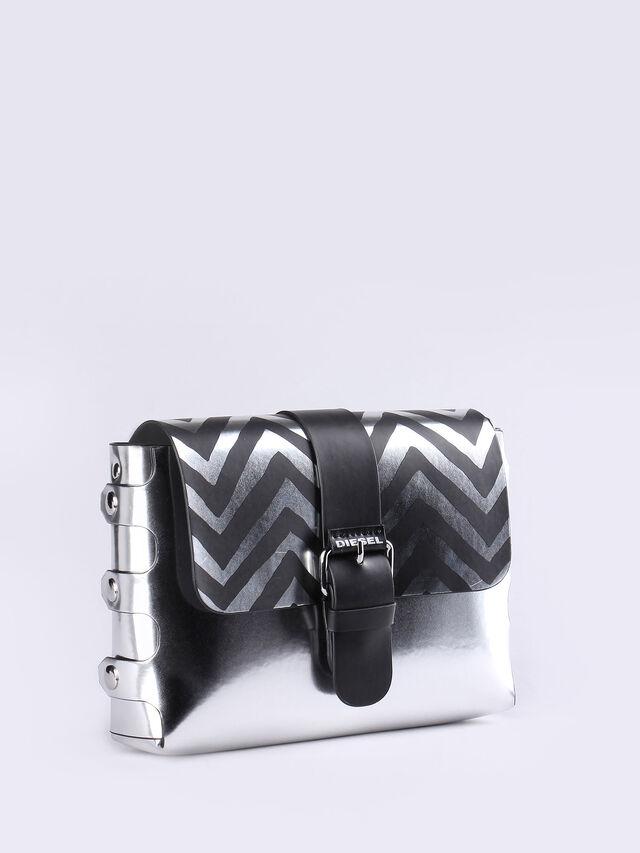 SNAP-CLUTCH, Silver