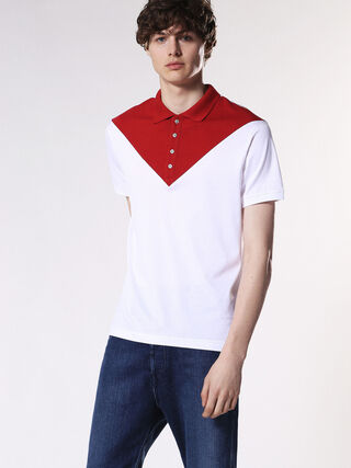 T-BOY, White/rose red