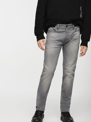 BUSTER C84HP, Grey jeans