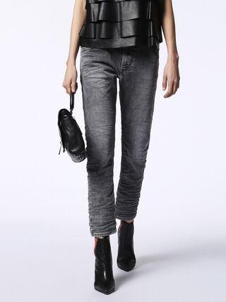 KRAILEY JOGGJEANS 0855B, Grey jeans