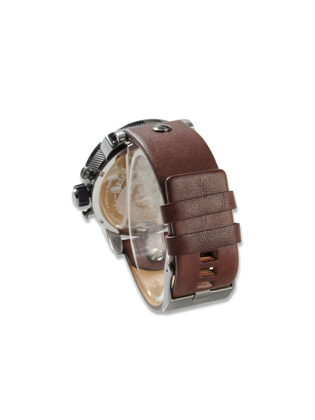 DZ7258, Ruled Gray-brown