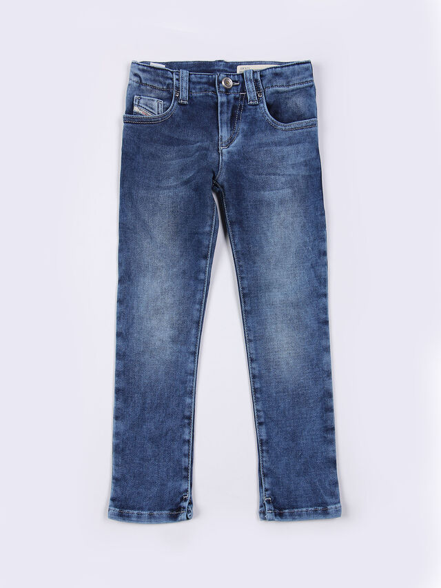 GRUPEEN-K JOGGJEANS J, Blue jeans