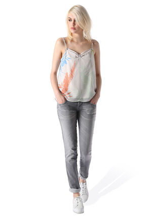 GRUPEE JOGGJEANS 0830Q, Grey jeans
