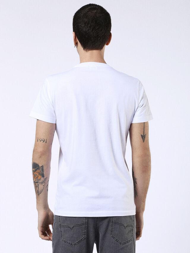 T-DIEGO-NA, White