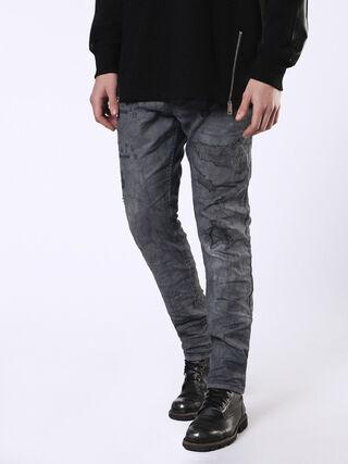 KROOLEY CB JOGGJEANS 0682L, Grey jeans